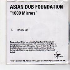 (EG130) Asian Dub Foundation, 1000 Mirrors - DJ CD