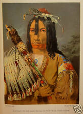 WANDERINGS OF AN ARTIST AMONG THE INDIANS OF NORTH AMERICA... BY PAUL KANE.