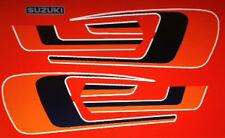 SUZUKI GP100 RESTORATION DECAL SET