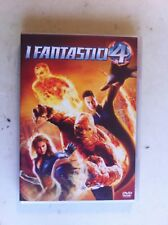 film in dvd i fantastici 4 - marvel