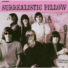 Surrealistic Pillow - Jefferson Airplane (2003, CD NUEVO)