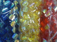 Glass Beads, Square Beads, Charm Beads, Sewing Notions
