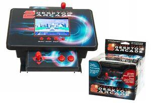 2 Player Retro Desktop Arcade Machine Game Mini Arcade 200 Classic Games Funtime