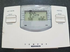 Drayton Tempus Seven Heating & Hot Water Programmer Never Used