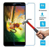 2.5D 9H Real Premium Tempered Glass Screen Protector Film Case For Bluboo Phones