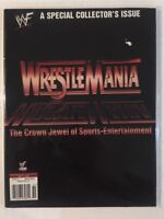 WWF Magazine A Special Collector's Issue WrestleMania May 22 2000 Rock HHH WWE