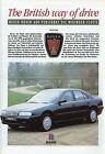 Rover 3500 Sonderdruck KFZ-Betrieb 9/93 1993 Range Mini 200 MG RV8 400 600 800