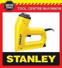 STANLEY TRE550 ELECTRIC COMBINATION T-50 STAPLE / STAPLER / NAIL GUN