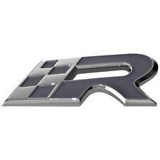 Seat R Schriftzug Logo Emblem badge Zeichen Original Leon 1P Cupra