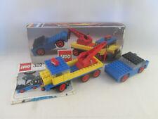 Lego Legoland - 382 Breakdown Truck and Car
