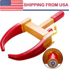 Anti Theft Wheel Lock Clamp Boot Tire Claw Trailer Auto Car Truck Towing US 2021
