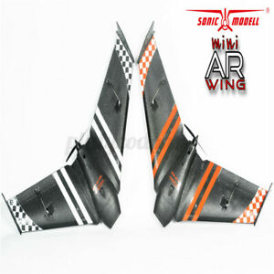 SONICMODELL Mini AR Wing 600mm wingspan EPP FPV RC Airplane Flying Wing PNP