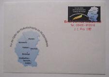 Privatpost Briefservice Muldental Hochwasserhilfe Flutkatastrophe 2002 (48260)
