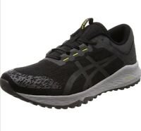ASICS ALPINE XT MENS TRAIL RUNNING TRAINERS Size UK 10 EU 45 BLACK/GREY