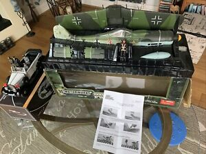 21St-Century Toys Ultimate Soldier 1:18 Focke Wulf 190 Luftwaffe Aircraft JV44