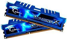 Memoria Ram G.Skill Ripjaws X F3-2400C11D-16GXM 16GB (2 X 8GB) DDR3 2400MHz CL11