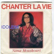 Vinyles singles Nana Mouskouri chanson française