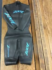 Zoot Z-Force 1.0 Wetsuit (Size-L) w/Dry Storage Bag