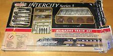 N Gauge Intercity 125 Train Set Peterkin Series 5 Technic 9 Model Railway