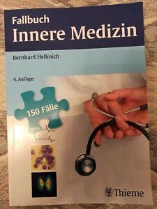Fallbuch Innere Medizin 4 Auflage von Hellmich, Bernhard   Zustand sehr gut
