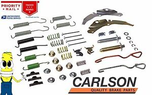 Drum Brake Hardware Kit-Pro Rear Carlson H2324 1976-2002 CADILLAC CHEVY GMC