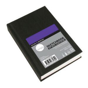 DIXON TICONDEROGA/DALER R 481100406 SIMPLY SKETCHBOOK HARDBOUND 65LB 110SHT 4X6
