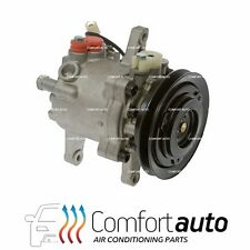 AC A/C Compressor Fits: Kubota Tractors Replaces SV07E Single Goove 12 Volt