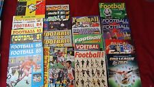 PANINI FOOTBALL 2003 België empty album 100% VIDE LEER LEEG  foot