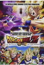 Dragon Ball Z- La Batalla de los Dioses -DVD-Español