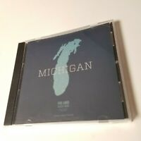 FIVE LAKES SILVER BAND cd Great Michigan Brass Series England Percussion Mi Rare