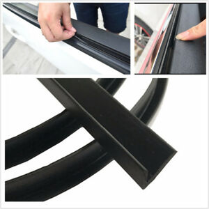 Car Front Rear Side Door Windows Glass Aging Ageing Sound Noise Edge Seal Strips
