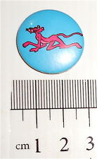 LA PANTERA ROSA Pink Panther 80s italy vintage button pin - spilla metallo
