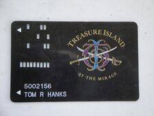 Treasure Island Casino Playing Card Slot Used Las Vegas Mirage