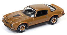 Johnny Lightning Chevrolet Camaro Z28 1977 Orange JLCG012A 1/64