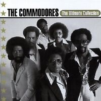 "COMMODORES ""ULTIMATE COLLECTION (REMASTER)"" CD NEU"