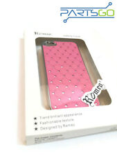Iphone 5 brilliant Diamond Pink case + Screen Protector **USA SELLER**
