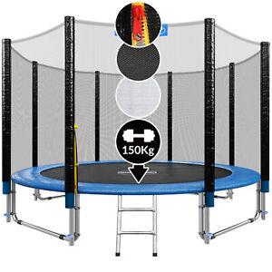 Trampolin Komplettset 305 cm Gartentrampolin Kindertrampolin MONZANA