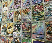 Pokemon Custom Booster Pack - Cards Bundle Job Lot - Holo + Chance of EX/GX/VMAX