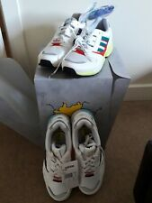 ADIDAS ZX 8000 x OVERKILL.        NO WALLS NEEDED PACK. UK.5.5.