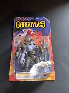 "GARGOYLES ~ ""STONE ARMOR GOLIATH"" ACTION FIGURE BRAND NEW SEALED PACKAGING"