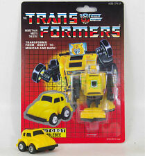 Transformers G1 Autobot Mini Vehicle Warrior Bumblebee Re-issue Brand NEW MISB