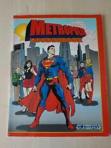 DCU RPG, Metropolis Sourcebook - West End Games