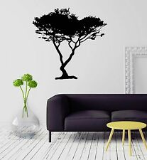 Wall Decal Tree Forest Nature Beautiful Room Art Vinyl Stickers (ig2762)