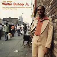 WALTER BISHOP JR. Soul Village NEW & SEALED 70s JAZZ FUNK FUSION CD SOUL BROTHER