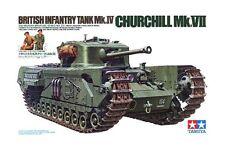 TAMIYA 35210 1/35 British Infantry Tank Mk.IV Churchill Mk.VII