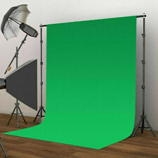 Green Screen Background Chromakey Muslin Backdrop Photo Video Studio Photograph