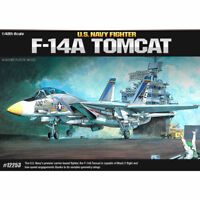 ACADEMY #12253 1/48 Plastic Model Kit  U.S.Navy Fighter F-14A TOMCAT Jet Model