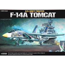 ACADEMY #12253 1/48 Plastic Model Kit  U.S.Navy Fighter F-14A TOMCAT Jet Model