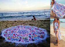 AU SELLER Cotton Tapestry Blanket Bedspread Yoga Shawl Beach Towel sw086-7