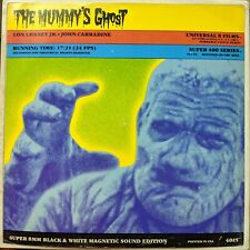 The Mummys Ghost (1x400ft, sound, BW,horror, Universal 8)